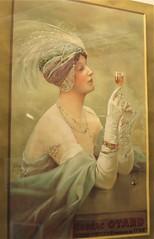 Affiche pour le cognac Otard - Musée des Arts du cognac, Cognac (16) (Yvette G.) Tags: cognac 16 charente poitoucharentes nouvelleaquitaine musée muséedesartsducognac affiche labelleépoque cognacotard