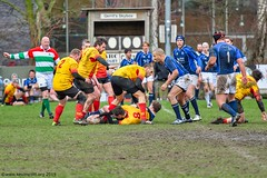 K1D10839 Amstelveen ARC2 v Rams RFC (KevinScott.Org) Tags: kevinscottorg kevinscott rugby rc rfc amstelveenarc ramsrfc apeldoorn 2019