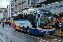 53808 YY65SXP Stagecoach Fife (busmanscotland) Tags: 53808 yy65sxp stagecoach fife yy65 sxp volvo b11r plaxton elite express city connect
