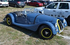 MORGAN Plus 4 (SASSAchris) Tags: morgan plus 4 world series by renault voiture anglaise cabriolet