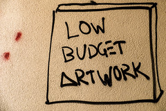 Low Budget (fotomanni.de) Tags: amberg bayern graffiti kunst oberpfalz sprayer heiter