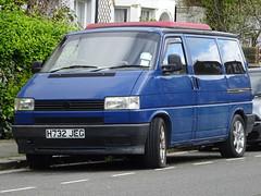1991 Volkswagen Transporter Camper Van (Neil's classics) Tags: vehicle 1991 volkswagen transporter t4 vw van camper camping motorhome autosleeper motorcaravan rv caravanette kombi mobilehome dormobile