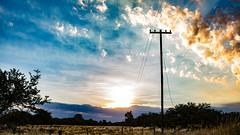 Atardecer Monumental (Martin Antolin PH) Tags: paisaje landscape sunset sunrise atardecer contraste highcontrast altocontraste contraluz color sky pink orange