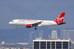 A320 N639VA Los Angeles 21.03.19 (jonf45 - 5 million views -Thank you) Tags: airliner civil aircraft jet plane flight aviation lax los angeles international airport alaska airlines airbus a320 n639va virgin america