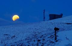 Moon eclipse (January 21, 2019) (Fabrizio Melandri) Tags: moon eclipse earthandspace earthshadow astrophotography mooneclipse