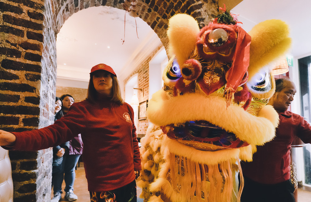 I WAS INVITED TO THE LUNAR NEW YEAR CELEBRATION AT MR. DINH ON CAPEL STREET [ THE YEAR OF THE PIG]-148735
