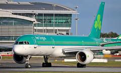 EI-LBS - Boeing 757-2Q8 - DUB (Seán Noel O'Connell) Tags: aerlingus shamrock eilbs boeing 7572q8 b757 b752 757 dublinairport dub eidw ei131 ein1kl aviation avgeek aviationphotography planespotting