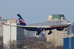 "VQ-BQZ | Airbus A330-343 | Aeroflot ""N. Burdenko / Н. Бурденко"" (cv880m) Tags: newyork jfk kjfk kennedy aviation airliner airline aircraft airplane jetliner airport vqbqz airbus a330 333 330343 aeroflot 330300 ria russia russianinternationalairlines nburdenko нбурденко"