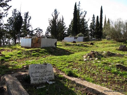 Cementerio Islámico de Granada - مقبرة  راودا غرناطة