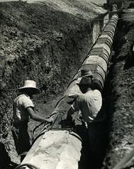 Barossa - Salisbury Pipeline (SA Water) Tags: wwwsawatercomau sawater southaustralia adelaide australia watersupply pipeline barossa salisbury construction