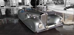 1936 Mercedes- Benz 500 K (Jac Hardyy) Tags: 1936 mercedes benz 500 k mercedesbenz car cars oldtimer old classic antique silver convertible cabrio cabriolet auto autos technik museum speyer chrom chrome germany