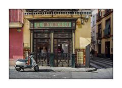 El Rinconcillo (Olivier Faugeras) Tags: andalousie séville sevilla andalousia andalucia spain espagne tapas bar bistrot