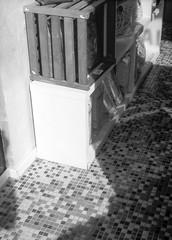 Tile floor (photogunni) Tags: olympus penft kodaktmax400 arsimagofd