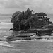 The beautiful Tanah Lot on an islet