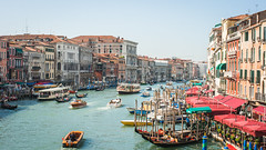 Grand Canal (AAcerbo) Tags: italy venice grandcanal canal boats waterway city urban