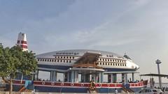 Kappal Matha Church, Uvari (richard_fernando) Tags: uvari tamilnadu india ship flight church architecture