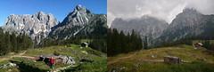 Kalbling (2196m) + Sparafeld (2247m) + Admonter Reichenstein (2251m) (*Vasek*) Tags: austria österreich europe mountains outdoors nature comparison