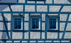 HWW_Happy Window Wednesday_White `n Blue (Th.Duerr) Tags: windowwednesday hww