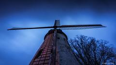 Moulin Defrenne (cedant1) Tags: moulin defrenne windmill vent bluehour blue gembloux grandleez leez namur province belgium belgique wallonia wallonie cokin gnd nikond750 nikon afs1635f4 nikkor nisicpl nisiv5pro night