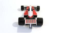 McLaren M23 (jairovskaya) Tags: mclarenm23 polistildiecastscale116 polistil 116 118 diecast mclaren m23
