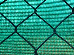xx (Rosmarie Voegtli) Tags: pullach münchen munich fence pattern repetition court tennis geometric rhombus rhomben abstract againandagainandagain inexplore