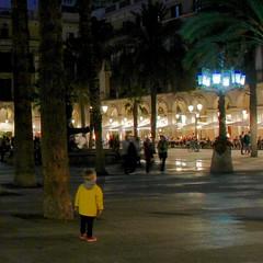 """Royal Plaza"" by Night (hansn (4.5+ Million Views)) Tags: plaça reial placa plaza square barcelona spain torg lamppost lyktstolpe architect antoni gaudí gaudi arkitekt light ljus night natt city cityscape"
