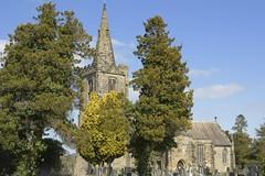AllSaints (Tony Tooth) Tags: nikon d7100 nikkor 35mm f18g church allsaints mackworth derbyshire