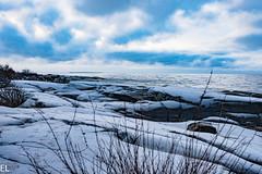 kallo1 (eba5684) Tags: landscape landscapephoto pori suomi finland finnish nikon d750 sea meri winter