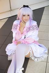 _MG_0216 (Mauro Petrolati) Tags: gumiku cosplay cosplayer kanna kamui miss kobayashi maid dragon romics 2018 loli cute
