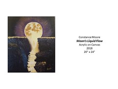 """Moon's Liquid Flow • <a style=""""font-size:0.8em;"""" href=""""https://www.flickr.com/photos/124378531@N04/31707756597/"""" target=""""_blank"""">View on Flickr</a>"""