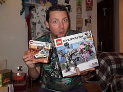 Overwatch Lego (DJ Damien) Tags: january2g19 lego clm chris newyear