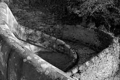 DownwardPath (Tony Tooth) Tags: nikon d7100 nikkor 1750mm bw blackandwhite monochrome bridge brickwork turnoverbridge macclesfieldcanal langley cheshire
