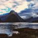 Paisaje de Milford Sound