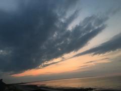 What comes next (hannaschmitz) Tags: capecod ma massachusetts sandwichma beach shore water sand sky nature