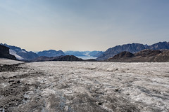 Sodalen Gletscher, a dry glacier............. (apcmitch) Tags: glaciers mountains ice moraine greenland eastgreenland2014 extreme sonya7 dolphin