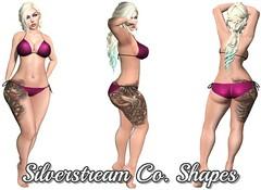 Silverstream Co. Petite Shape Maitreya Lara/Catwa Catya (thanatossilverstream) Tags: