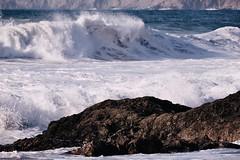 Fuerteventura_2019_06 (ichbinsEvi) Tags: fujifilmxt2 fujifilm natur landscapephotography landscape wellen atlantik sea ocean wave beach spain fuerteventura