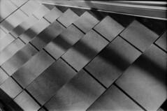 Stairs (Pics from the Bird Cage) Tags: argentique leica leicaiiic hp5 film ilfordhp5plus400 35mm alberta ishootfilm leica3c ilfordhp5plus ilfosol3 edmonton edmontonalberta blackandwhite blackwhite summitar summitar5cmf20 barnack whyteavenue analog analogue bulkfilm classiccamera camera monochrome iso iso400 reflections