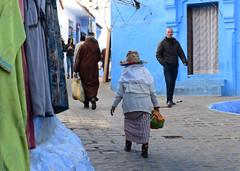 Chefchaouen, Morocco, January 2019 D810 765 (tango-) Tags: chefchaouen bluecity villaggioblu bluevillage morocco maroc 摩洛哥 marruecos марокко المغرب