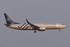 Xiamen Airlines Boeing 737-85C(WL) B-5159 SkyTeam (EK056) Tags: xiamen airlines boeing 73785cwl b5159 skyteam bangkok suvarnabhumi airport