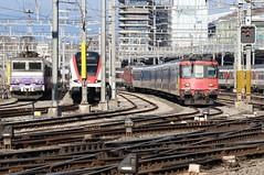 2019-01-15, CFF/SNCF, Genève (Fototak) Tags: eisenbahn train railway treno sbbcffffs bdt vuii sncf bb22200 genève switzerland geneva 917 22393