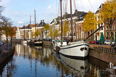 Groningen 23 Oct 2016-0004.jpg (JamesPDeans.co.uk) Tags: autumn sailingship forthemanwhohaseverything landscape ships season printsforsale transporttransportinfrastructure boats canals wwwjamespdeanscouk netherlands groningen reflection landscapeforwalls europe jamespdeansphotography digitaldownloadsforlicence