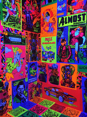 FAILE: Savage/Sacred Young Minds (dckellyphoto) Tags: newyorkcity newyork 2015 usa nyc faile patrickmcneil patrickmiller color colorful glow glowing colors