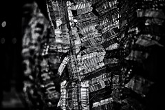 Being Alive (Phancurio) Tags: africa art sculpture metal monochrome museum london ghana abstract