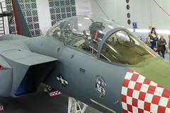 Mad Hatters Office (cjf3 - f15tog) Tags: usaf usaflakenheath heritagef15estrikeeagle f15e cockpit dday 75thanniversary