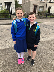 Back to School 2018-5 (romoophotos) Tags: 2018 cian cianmooney back eabha school éabhamooney sundriveroad dublin ireland ie