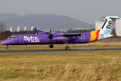 G-PRPG_12 (GH@BHD) Tags: gprpg dehavilland bombardier dhc dhc8 dhc8402q dasheight be bee flybe bhd egac belfastcityairport turboprop aircraft aviation airliner