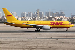 A9C-DHM B767-200F DHL International (JaffaPix +5 million views-thanks...) Tags: a9cdhm b767200f b767 767 b762 boeing cargo freighter dhl dhx dhlinternational obbi davejefferys jaffapix jaffapixcom aeroplane aircraft aviation airplane plane planespotting airline airliner