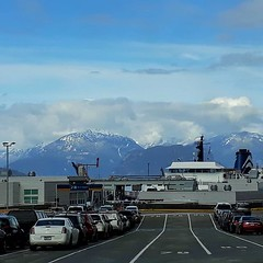 The journey continues (by ferry). Next stop: Sechelt, BC, Canada. (Doug Murray (borderfilms)) Tags: the journey continues by ferry next stop sechelt bc canada