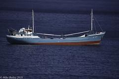 Lady Fazeela (MWBee) Tags: ladyfazeela stgeorges grenada caribbean water sea boat mwbee nikon d750 cargoship